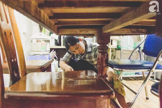 Chuyện chị Trang osin: Có nhà mà không được chăm, đi vun vén cho tổ ấm nhà người, có khi bị chủ nhà quỵt tiền công 11