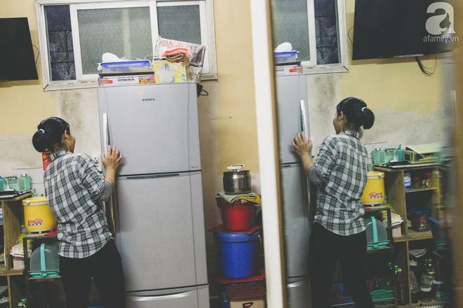 Chuyện chị Trang osin: Có nhà mà không được chăm, đi vun vén cho tổ ấm nhà người, có khi bị chủ nhà quỵt tiền công 12