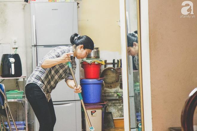 Chuyện chị Trang osin: Có nhà mà không được chăm, đi vun vén cho tổ ấm nhà người, có khi bị chủ nhà quỵt tiền công 2