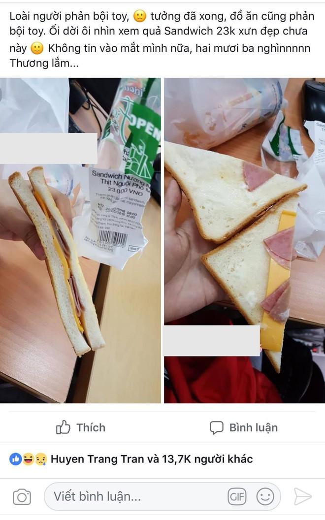 Người mua bánh mì siêu thị, người mua bưởi vỉa hè, hai cô nàng cùng 'vỡ mộng' khi khui hàng 1