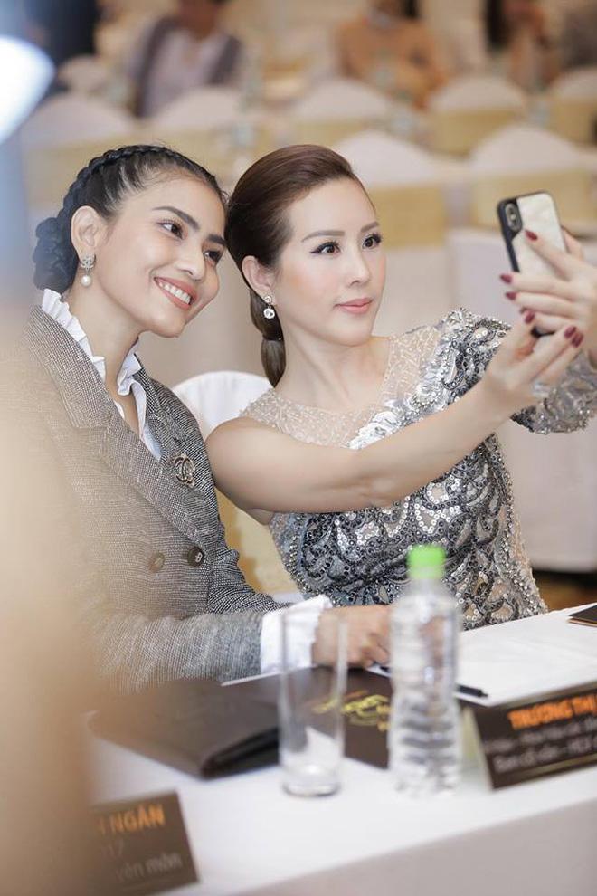 Sau nghi vấn mâu thuẫn, Phạm Hương và Thu Hoài