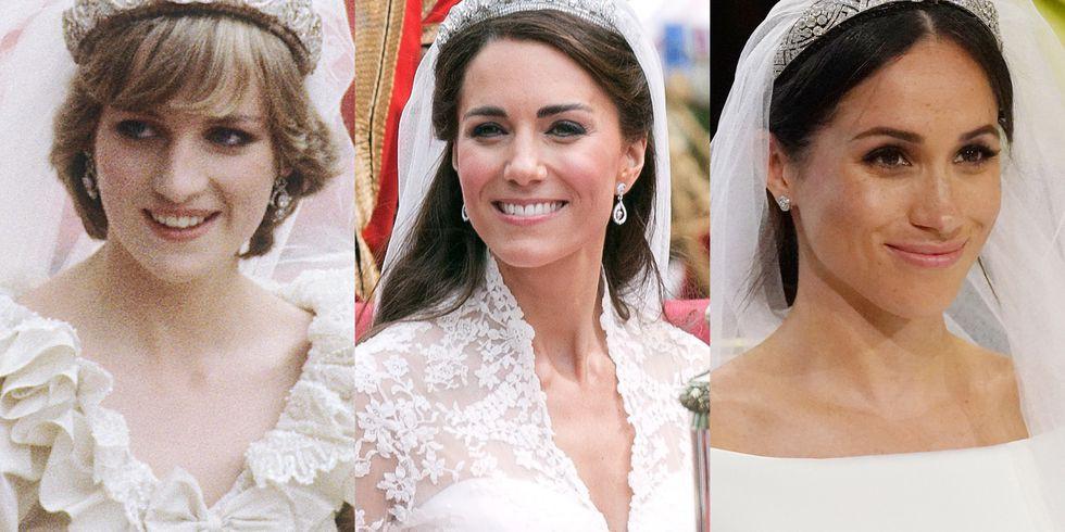 Đặt lên bàn cân 10 khoảnh khắc giữa ba đám cưới Hoàng gia: Công nương Diana vẫn được đánh giá là xinh đẹp nhất 3