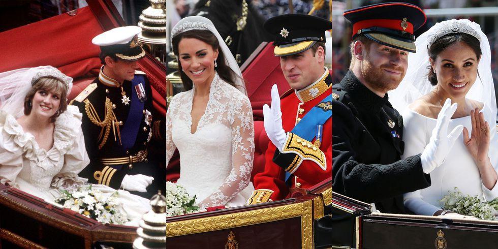 Đặt lên bàn cân 10 khoảnh khắc giữa ba đám cưới Hoàng gia: Công nương Diana vẫn được đánh giá là xinh đẹp nhất 6