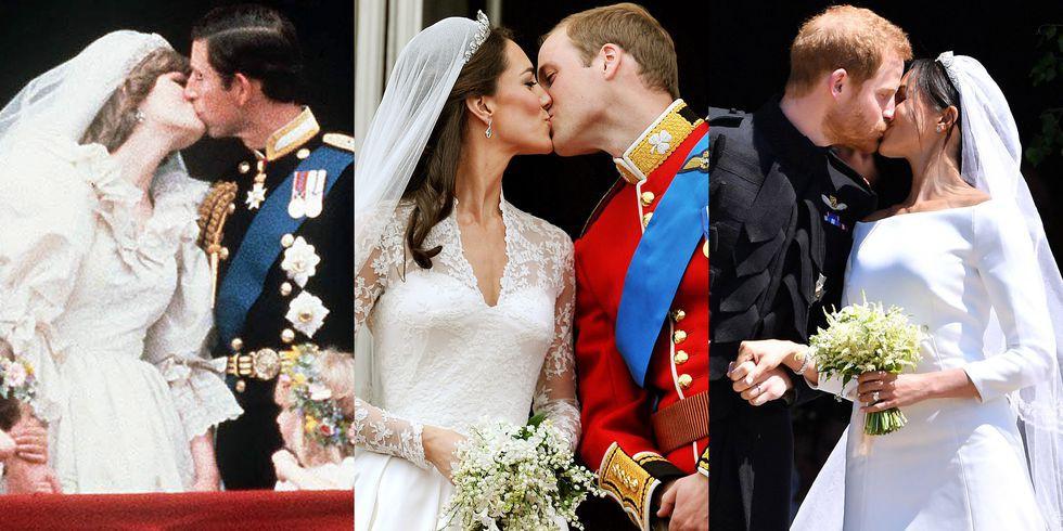Đặt lên bàn cân 10 khoảnh khắc giữa ba đám cưới Hoàng gia: Công nương Diana vẫn được đánh giá là xinh đẹp nhất 9