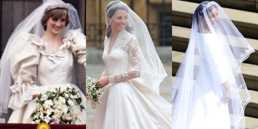 Đặt lên bàn cân 10 khoảnh khắc giữa ba đám cưới Hoàng gia: Công nương Diana vẫn được đánh giá là xinh đẹp nhất 10