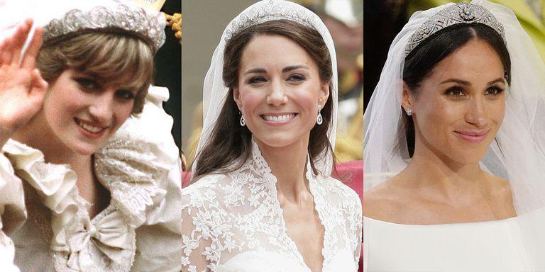 Đặt lên bàn cân 10 khoảnh khắc giữa ba đám cưới Hoàng gia: Công nương Diana vẫn được đánh giá là xinh đẹp nhất 1