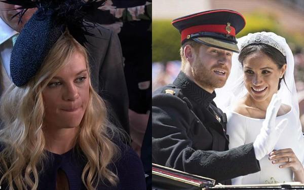 """Cuộc gọi """"đẫm nước mắt"""" giữa Hoàng tử Harry và bạn gái cũ trước ngày hôn lễ diễn ra được tiết lộ 1"""