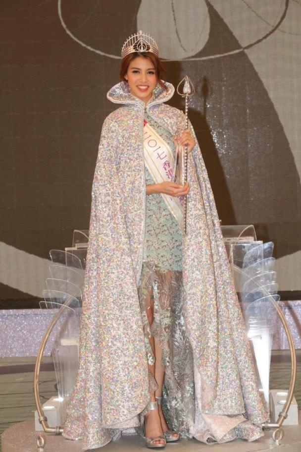 Sự nghiệp Hoa hậu xấu nhất lịch sử: Bị TVB ghẻ lạnh, giờ đây thất nghiệp phải rời Hồng Kông mưu sinh 5