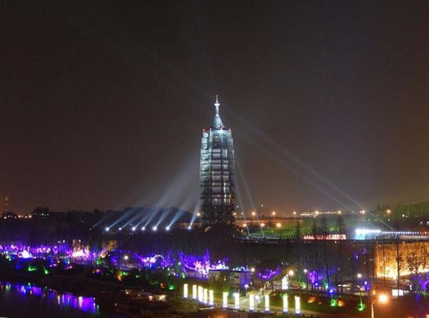 Bí ẩn tòa tháp Sứ ở Nam Kinh: Được mệnh danh là kỳ quan của Trung Quốc 5