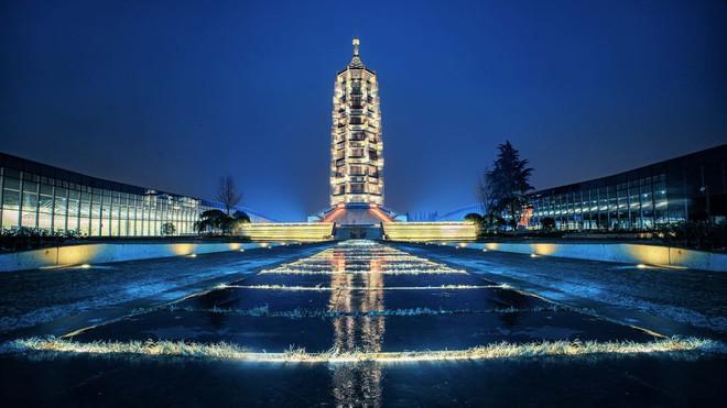 Bí ẩn tòa tháp Sứ ở Nam Kinh: Được mệnh danh là kỳ quan của Trung Quốc 6