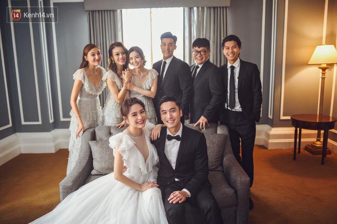 Chung Hân Đồng: 10 năm chờ đợi 1 đám cưới, đặt cược tình yêu với bao kẻ đón người đưa 13