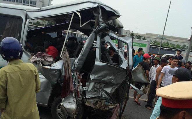 Hé lộ danh tính nạn nhân tử vong TNGT cao tốc Hà Nội - Bắc Giang 1