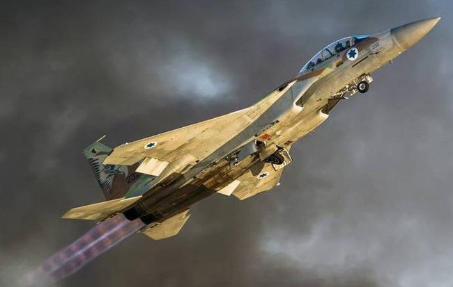 Israel vẽ lại
