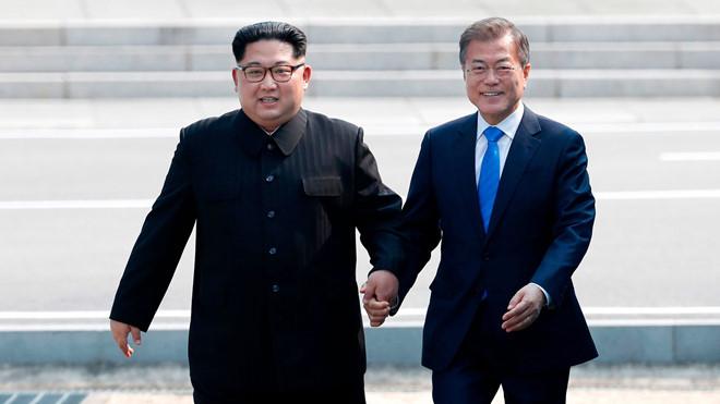TT Hàn Quốc có thể sẽ tham gia hội nghị thượng đỉnh Mỹ - Triều tại Singapore 1