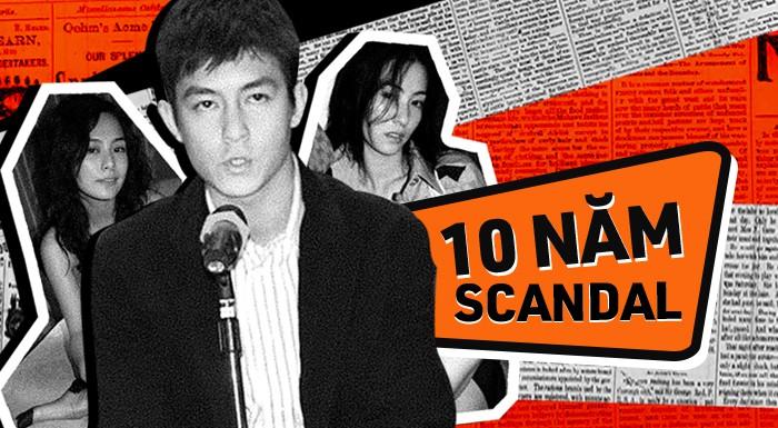 6 mỹ nhân liên luỵ từ scandal ảnh nóng của Trần Quán Hy: Người tìm được chân ái, kẻ biến mất hoàn toàn khỏi showbiz 1