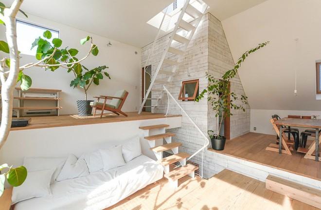 Ngôi nhà phố 43m² đẹp thanh bình với sân vườn xanh mát cây cỏ của gia đình trẻ ở ngay thủ đô Tokyo, Nhật Bản 3