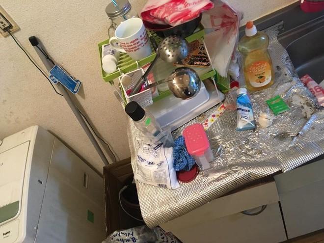Nữ du học sinh ở Nhật thuê phòng trọ rồi bùng tiền, về nước để lại cả một núi rác khiến dân tình choáng váng 5