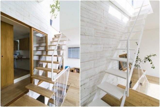 Ngôi nhà phố 43m² đẹp thanh bình với sân vườn xanh mát cây cỏ của gia đình trẻ ở ngay thủ đô Tokyo, Nhật Bản 8