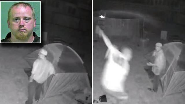 Con gái có kẻ theo dõi, bố lắp camera ở vườn nhà và phát hiện cảnh tượng đáng sợ 1