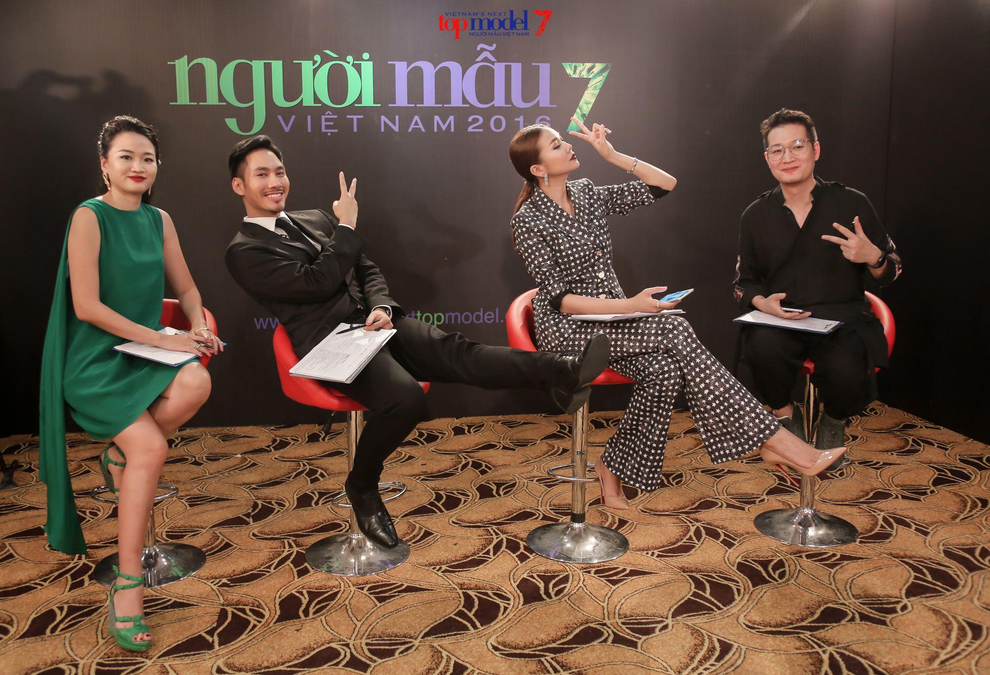 Casting The Face nhưng hình như xem nhầm Vietnams Next Top Model? - Ảnh 5.