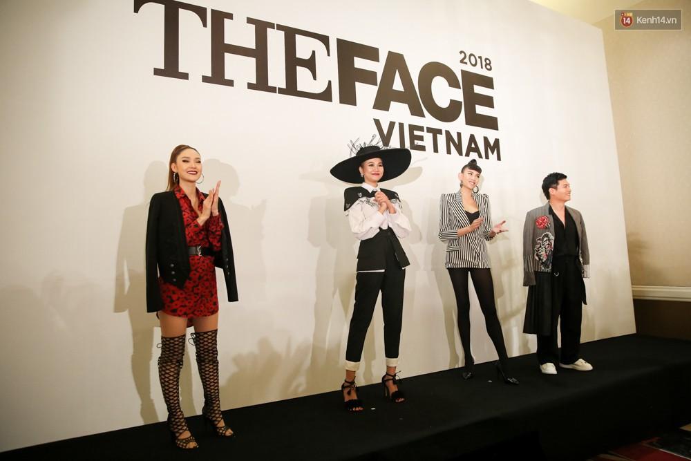 Casting The Face nhưng hình như xem nhầm Vietnams Next Top Model? - Ảnh 1.