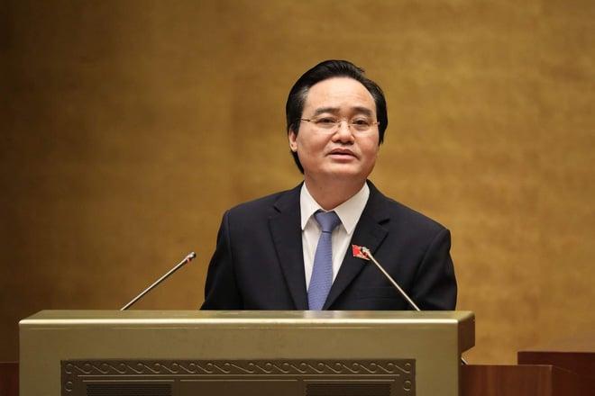 Bộ trưởng Phùng Xuân Nhạ: Gọi