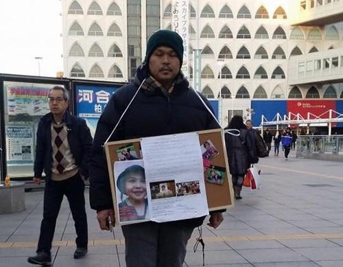 Vụ án bé Nhật Linh bị sát hại ở Nhật: Gia đình đã thu thập được hơn 1 triệu chữ ký kêu gọi xử nghiêm hung thủ 2