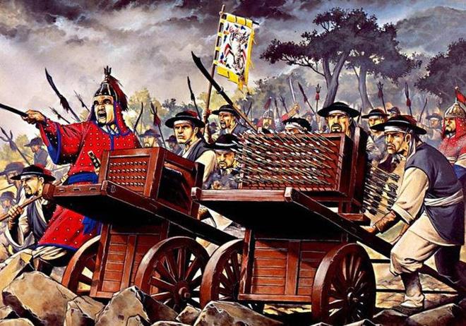 5 siêu vũ khí uy lực thời cổ đại: Cái số 2 cần tới 3.400 người để di chuyển 2