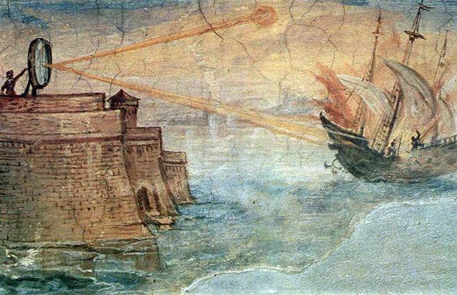 5 siêu vũ khí uy lực thời cổ đại: Cái số 2 cần tới 3.400 người để di chuyển 8