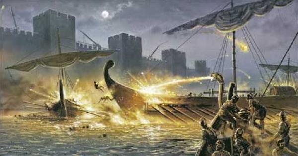 5 siêu vũ khí uy lực thời cổ đại: Cái số 2 cần tới 3.400 người để di chuyển - Ảnh 6.