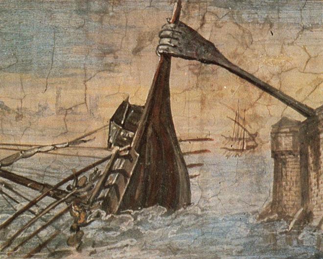 5 siêu vũ khí uy lực thời cổ đại: Cái số 2 cần tới 3.400 người để di chuyển - Ảnh 5.