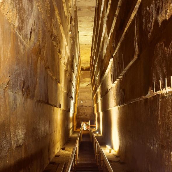 Thâm nhập đại kim tự tháp Ai Cập: Giải mã những bí ẩn ngàn năm của nhân loại 4