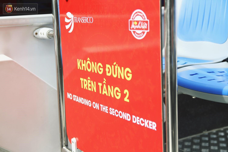 Trải nghiệm xe buýt 2 tầng mui trần ngắm Thủ đô Hà Nội từ trên cao: 300.000 đồng cho một vé liệu có đáng? 4
