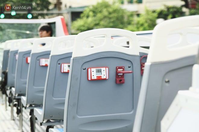 Trải nghiệm xe buýt 2 tầng mui trần ngắm Thủ đô Hà Nội từ trên cao: 300.000 đồng cho một vé liệu có đáng? 7