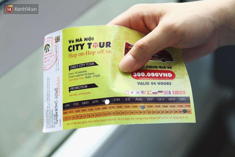 Trải nghiệm xe buýt 2 tầng mui trần ngắm Thủ đô Hà Nội từ trên cao: 300.000 đồng cho một vé liệu có đáng? 12