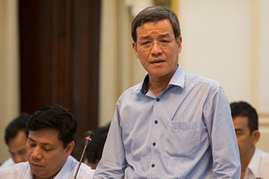 Kỷ luật Chủ tịch tỉnh Đồng Nai Đinh Quốc Thái 1