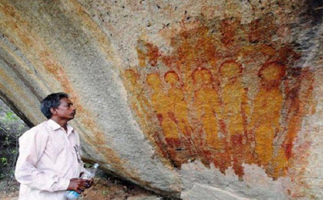 Phát hiện dấu tích bí ẩn về người ngoài hành tinh ở Ấn Độ từ 10.000 năm trước 1