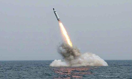 Triều Tiên bất ngờ diễn tập rầm rộ 1