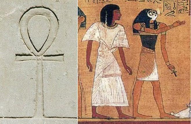 Những biểu tượng huyền bí của Ai Cập cổ đại: Cái cuối đại diện cho quyền lực tối thượng 2