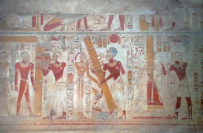 Những biểu tượng huyền bí của Ai Cập cổ đại: Cái cuối đại diện cho quyền lực tối thượng 10
