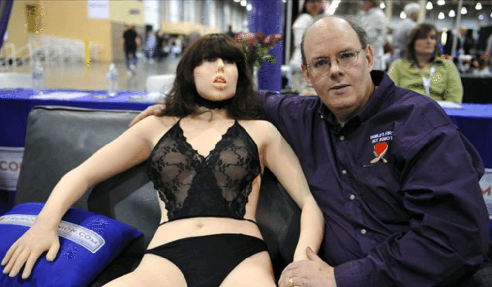 Chuyên gia cảnh báo: Sự xuất hiện của robot sex sẽ gây nguy hiểm cho xã hội - Ảnh 2.