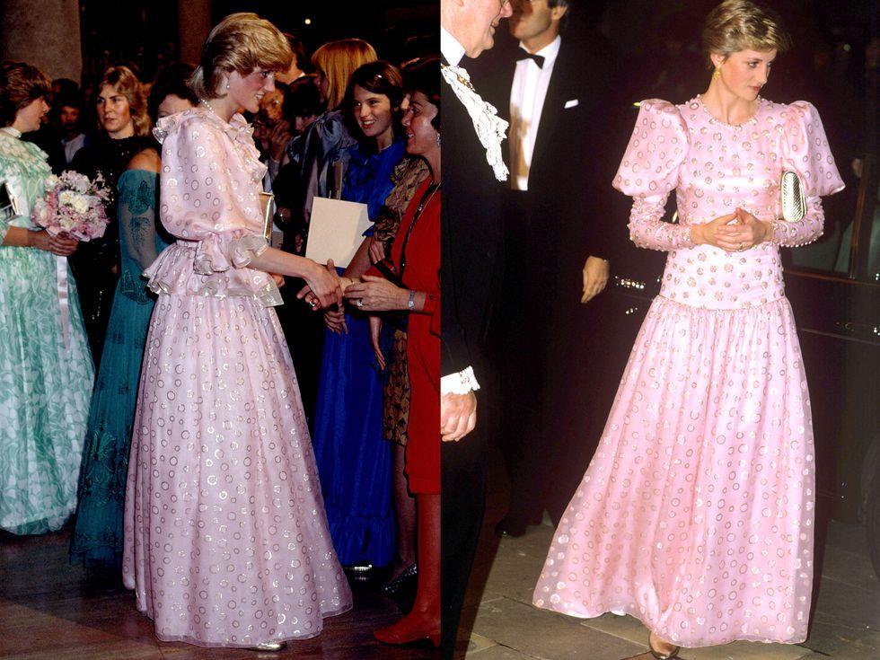 Ngắm 10 pha tái chế đồ cũ tuyệt đỉnh này mới thấy ngưỡng mộ con mắt thời trang tinh tế bậc thầy của Công nương Diana - Ảnh 9.