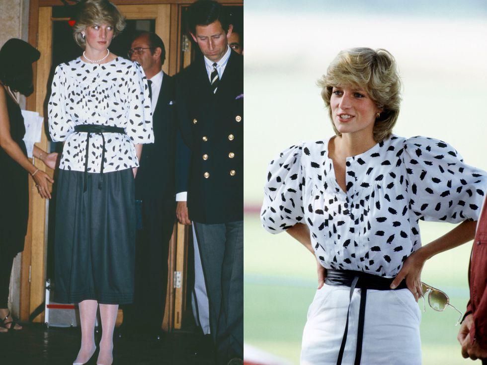 Ngắm 10 pha tái chế đồ cũ tuyệt đỉnh này mới thấy ngưỡng mộ con mắt thời trang tinh tế bậc thầy của Công nương Diana - Ảnh 10.