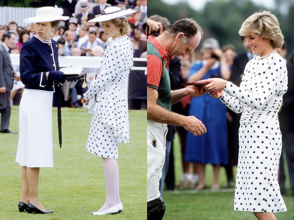 Ngắm 10 pha tái chế đồ cũ tuyệt đỉnh này mới thấy ngưỡng mộ con mắt thời trang tinh tế bậc thầy của Công nương Diana - Ảnh 4.