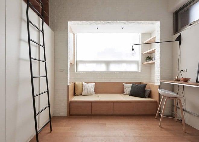 Sau khi xem những bức ảnh này, không ai có thể tin căn hộ đầy đủ tiện nghi quá đẹp, quá sang ấy lại chỉ có diện tích 22m2 - Ảnh 4.