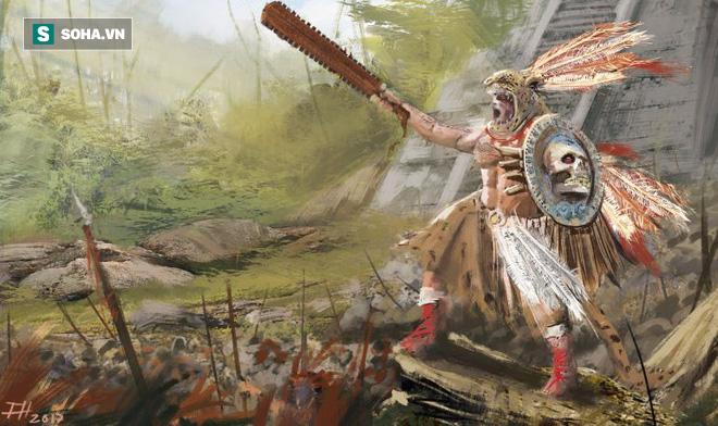 Bí ẩn áo giáp bông của chiến binh Aztec cổ đại, chống được cả đao kiếm hay mũi lao 2