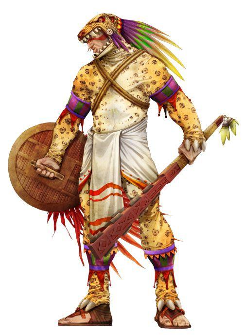 Bí ẩn áo giáp bông của chiến binh Aztec cổ đại, chống được cả đao kiếm hay mũi lao - Ảnh 1.