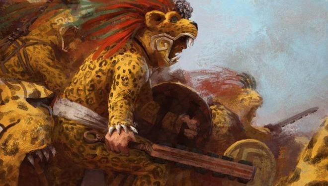 Bí ẩn áo giáp bông của chiến binh Aztec cổ đại, chống được cả đao kiếm hay mũi lao 3