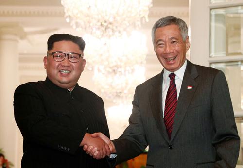 Quan chức Mỹ - Triều họp bàn vào phút chót tại Singapore 1