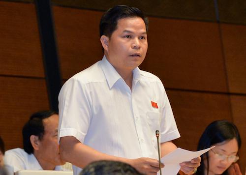 Đại biểu QH đề xuất công khai thuế thu nhập cá nhân của lãnh đạo 1